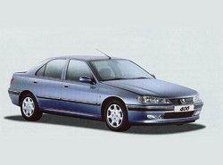 Peugeot 406 SV 3.0(8RFV) фото