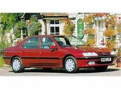 605 2.0 turbo Peugeot фото
