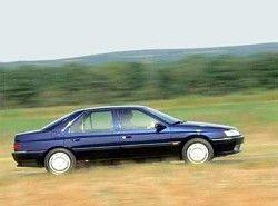 605 2.4 TD Peugeot фото