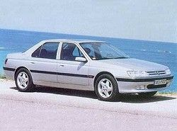 605 2.9 V6 Peugeot фото