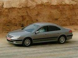 Peugeot 607 2.2 24V фото
