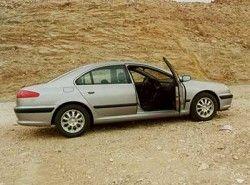 607 2.2 24V Peugeot фото