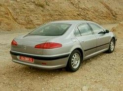 607 3.0 V6/24V Peugeot фото