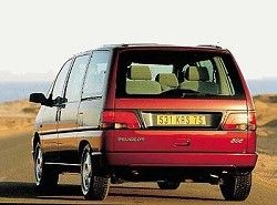 806 2.1 TD Peugeot фото