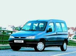 Peugeot Partner 1.4 (5dr) фото