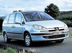Peugeot 807 2.0 16V фото