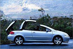 Peugeot 307 CC фото