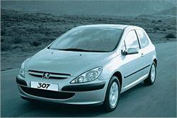 Peugeot 307 1,6 XR фото