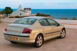 407 2.0 Peugeot фото