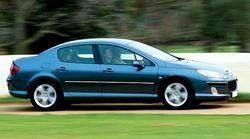 Peugeot 407 3.0 фото