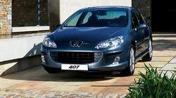 407 3.0 Peugeot фото