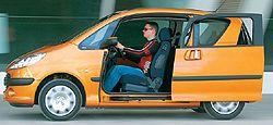 Peugeot 1007 1.6 фото