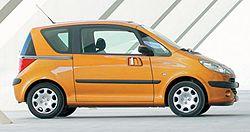 1007 1.6 Peugeot фото
