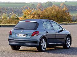 207 1.4 8V Peugeot фото