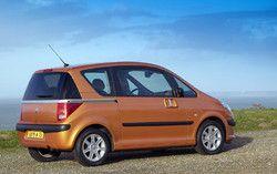 1007 1.4 i (75 Hp) Peugeot фото