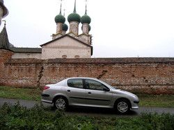 Peugeot 206 1.4 Sedan фото