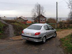 206 1.4 Sedan Peugeot фото