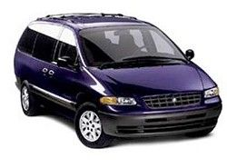 Plymouth Grand Voyager 3.8 4WD фото