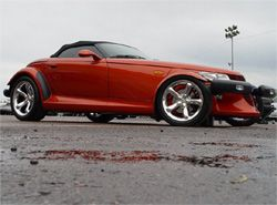 Prowler Plymouth фото
