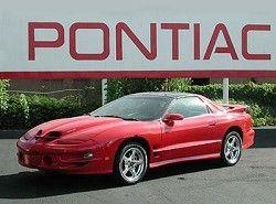 Pontiac Firebird фото