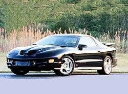 Firebird Pontiac фото