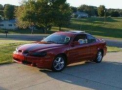 Pontiac Grand Am 3.1 V6 Coupe SE фото