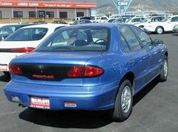 Pontiac Sunfire 2.2i Sedan SE фото
