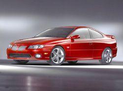 GTO(2004) Pontiac фото