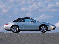 911 Carrera 4 Cabrio Porsche фото