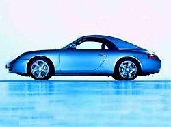 Porsche 911 Carrera Cabrio фото
