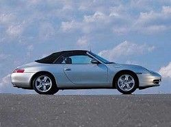 911 Carrera Cabrio Porsche фото