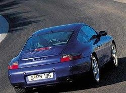 Porsche 911 Carrera Coupe фото