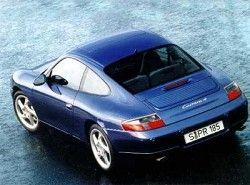 911 Carrera Coupe Porsche фото