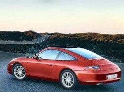 Porsche 911 Targa(996-II) фото
