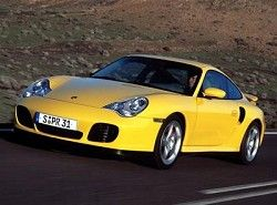 Porsche 911 Turbo(996T) фото