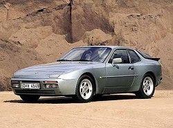 Porsche 944 Turbo фото