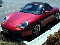 Porsche Boxster(986) фото