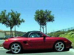 Boxster(986) Porsche фото