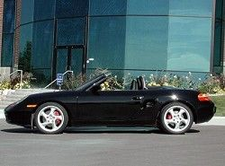 Porsche Boxster S(986) фото