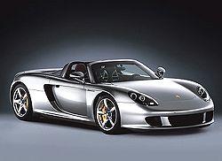 Porsche Carrera GT фото
