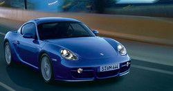 Cayman S Porsche фото