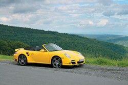 Porsche 911 Turbo Cabriolet (911) фото