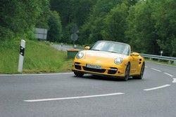 911 Turbo Cabriolet (911) Porsche фото