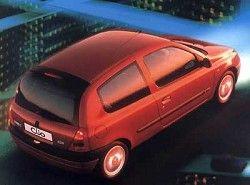 Clio 1.9 D RL (3dr) Renault фото