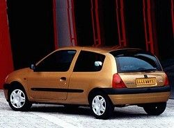 Clio II 1.4 (98hp) (3dr) Renault фото