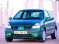 Renault Clio II 1.6 (5dr) (110hp) фото