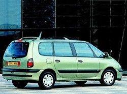 Renault Espace 2.0 e фото