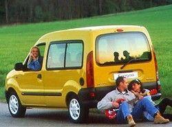 Renault Kangoo Pampa 1.9 D фото