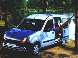Kangoo Pampa 1.9 D Renault фото