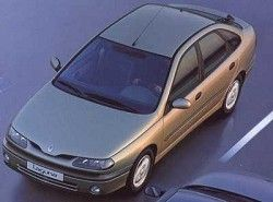 Laguna 1.8 RXT 16V Renault фото